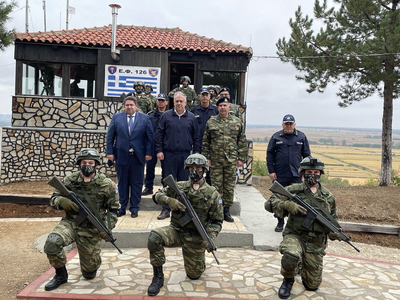 Τάκης Θεοδωρικάκος: Είμαστε σε απόλυτη ετοιμότητα, σε απόλυτη επαγρύπνηση – Ασφάλεια στα σύνορα, ασφάλεια σε όλη τη χώρα