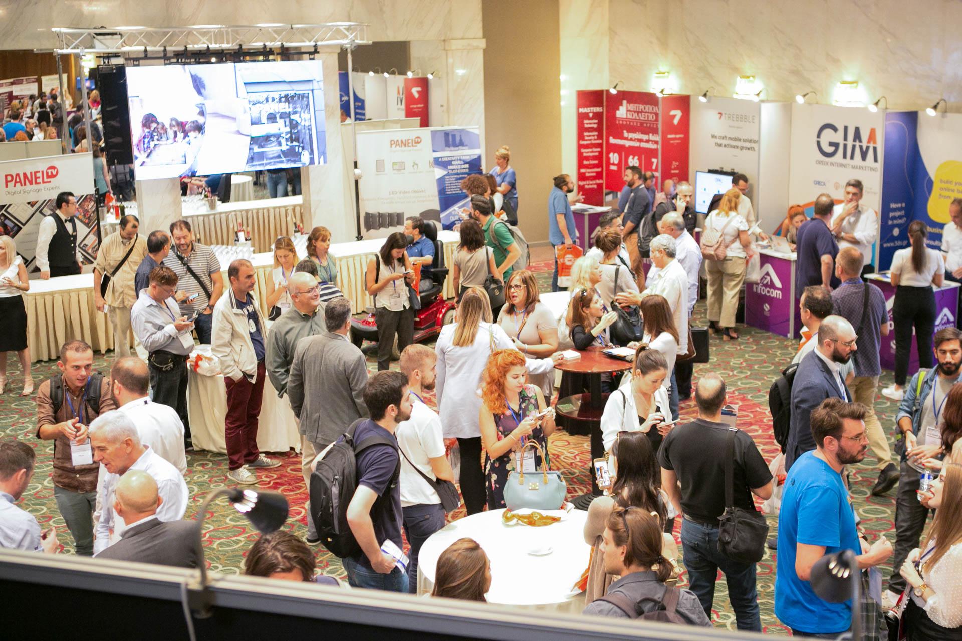 10ο συνέδριο e-business and social media world