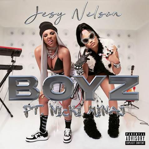"""Jesy Nelson ft. Nicki Minaj – """"Boyz"""" – Το debut solo single μετά τις Little Mix"""
