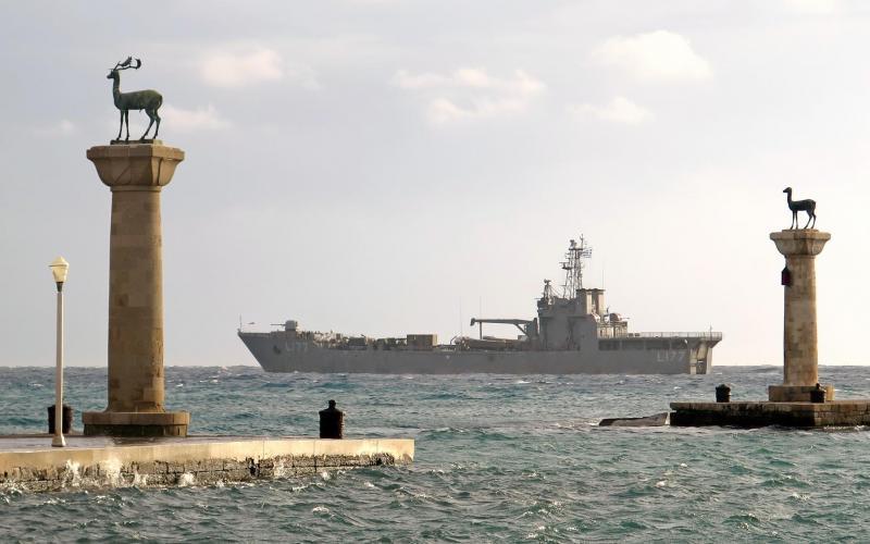 Πώς αντάλλαζαν πληροφορίες οι κατάσκοποι για ελληνικά πλοία στο Καστελόριζο – Νέα στοιχεία για την υπόθεση κατασκοπείας