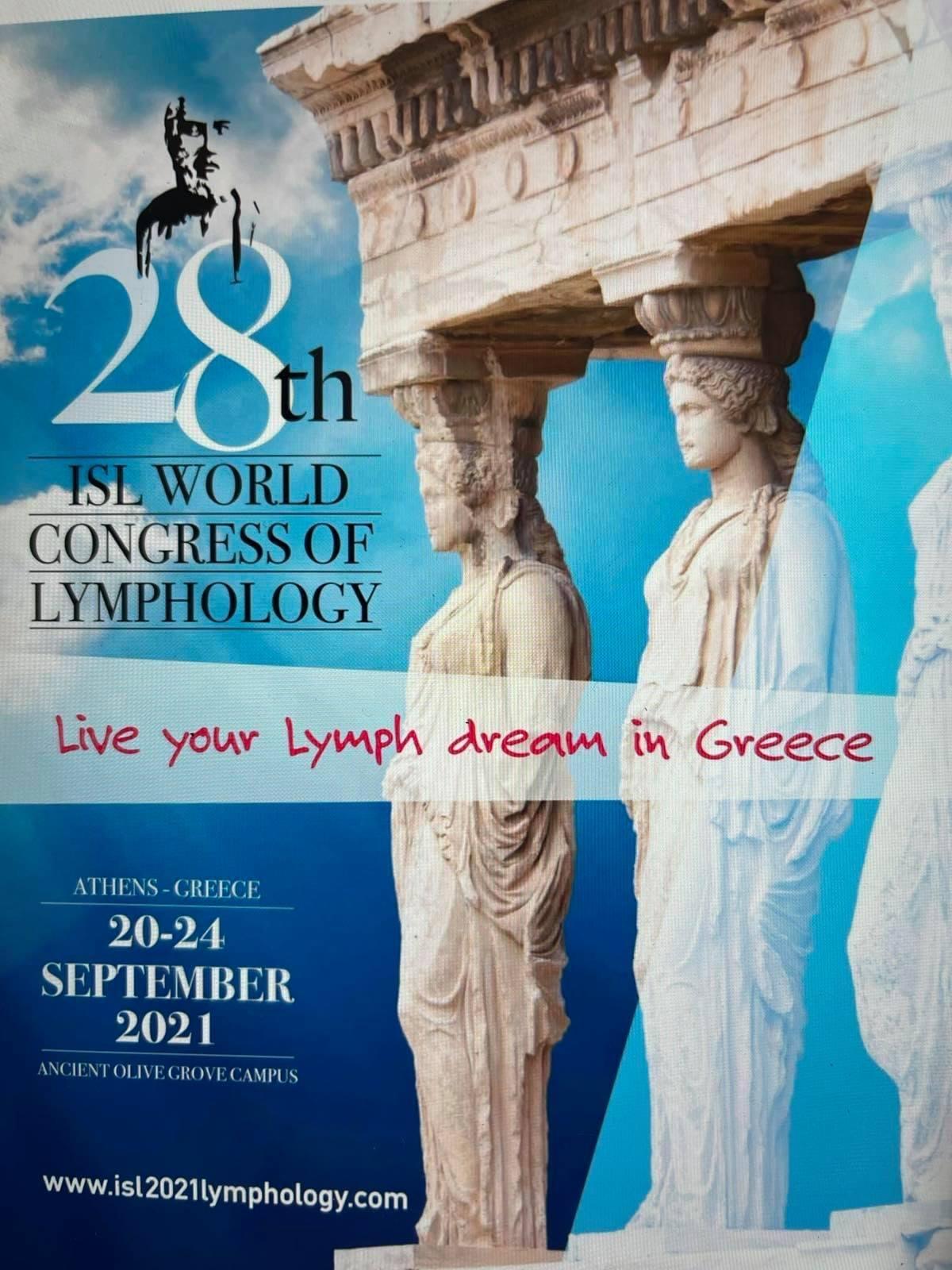 Ελληνική επιστημονική μελέτη βραβεύθηκε στο 28ο  Παγκόσμιο Συνέδριο Λεμφολογίας