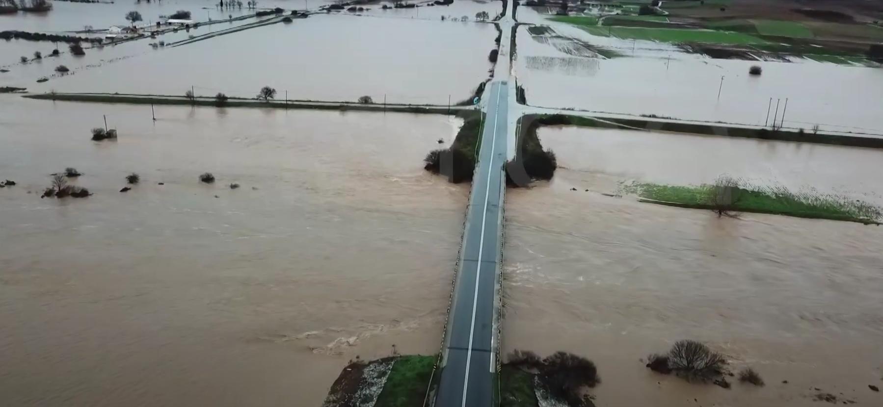 Το νερό που έπεσε στη Θράκη είναι μόνο η αρχή – Έρχεται μεγαλύτερη κακοκαιρία