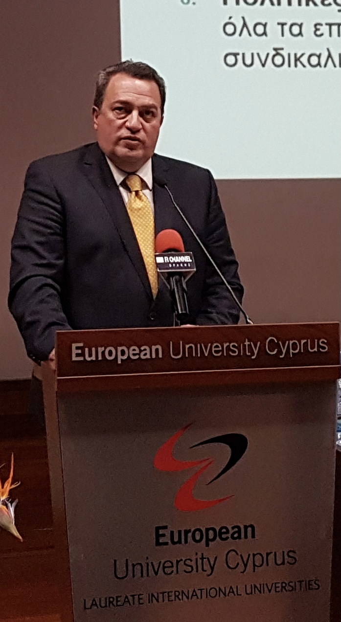 Σε συνέδριο των Συνταγματολόγων της Ρουμανίας ο Ευριπίδης Στυλιανίδης παρουσίασε τις αντοχές και τα εργαλεία με τα οποία το Ελληνικό Σύνταγμα ξεπέρασε την οικονομική και υγειονομική κρίση.